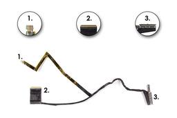 HP Mini 110-3000 használt LCD átvezető kábel