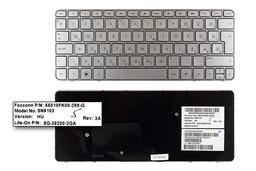 HP Mini 210-2100, 210-2200eh gyári új magyar netbook billentyűzet, SPS 628763-211
