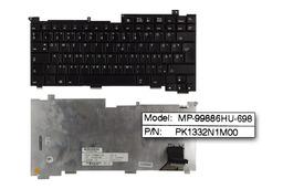 HP OmniBook XE3, HP Pavilion N5100, N5300, N5400, XH176, CH200, XH300, XH400, XD500 használt magyar laptop billentyűzet (MP-99886HU-698)