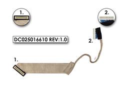 HP OmniBook XE3 laptophoz használt Kijelző Kábel (13inch)(DC025016610)