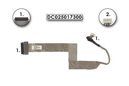 HP OmniBook XE3 laptophoz használt Kijelző Kábel (14inch)(DC025017300)