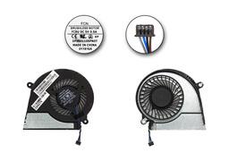 HP Pavilion 14-E, 15-E, 17-E gyári új laptop hűtő ventilátor (719860-001, 724870-001, DFS501105PR0T FC9U)