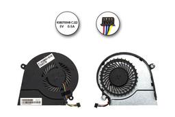 HP Pavilion 14-E, 15-E, 17-E gyári új laptop hűtő ventilátor (719860-001, 724870-001, KSB0705HB  CJ22)