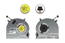 HP Pavilion 15-B000 sorozathoz gyári új laptop hűtő ventilátor (702746-001, DFS531105MC0T, FBGF)