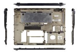 HP Pavilion DM3-1000, DM3-1100 sorozatú laptophoz használt alsó fedél, 580689-001