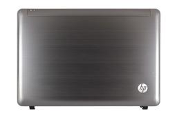 HP Pavilion DM3-1000, DM3-1100 sorozatú laptophoz használt LCD hátlap, 589630-001
