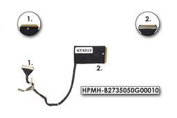 HP Pavilion DM3-1000, DM3-2000 laptophoz használt LCD kábel, HPMH-B2735050G00010