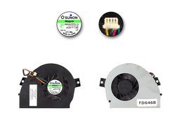 HP Pavilion DM3, DM3-1000, DM3T, DM3Z használt hűtő ventilátor, 580696-001, GB0507PFV1-A