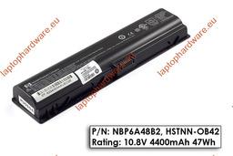 HP Pavilion dv2000, dv6000, Compaq Presario C700 használt 6 cellás 30%-os laptop akku/akkumulátor (HSTNN-OB42)