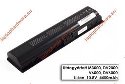 HP Pavilion dv2000, dv6000 használt 98%-os, 6 cellás laptop akku/akkumulátor (HSTNN-IB31)