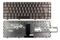 HP Pavilion dv3000, dv3500, dv3600, dv3700 gyári új arab laptop billentyűzet (496121-BB1)