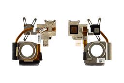 HP Pavilion DV5, DV5T, DV5-1000 használt hőelvezető cső, FCNQT81B7, 493001-001