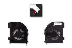 HP Pavilion DV5, DV6, DV7 gyári új laptop hűtő ventilátor 2 air out, KSB05050HA