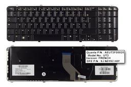 HP Pavilion DV6-1000, DV6-2000 gyári új francia fekete laptop billentyűzet (530580-051)