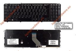 HP Pavilion DV6-1000, DV6-2000 használt magyar fekete laptop billentyűzet (530580-211)