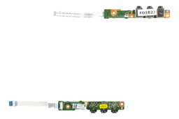 HP Pavilion dv6-1000, dv6-2000 laptophoz használt Audio panel (32UT3AB0000)