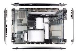 HP Pavilion DV6-3000, DV6-3100, DV6-3200 laptophoz gyári új alsó fedél (603689-001)