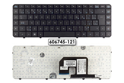 HP Pavilion DV6-3000, DV6-3100 használt kanadai laptop billentyűzet, 606745-121