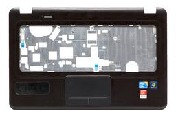 HP Pavilion DV6-3000, DV6-3100 laptophoz használt fekete felső fedél touchpaddal (3LLX6TPG03, EALX6001070)