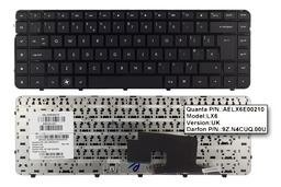 HP Pavilion DV6-3000 gyári új UK angol laptop billentyűzet (606743-031)
