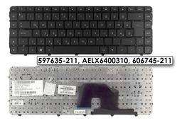 HP Pavilion DV6-3000 gyári új magyar laptop billentyűzet (SPS 597635-211)