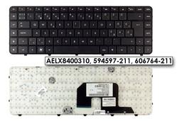 HP Pavilion DV6-3000 használt magyarított laptop billentyűzet (SPS 594597-211)