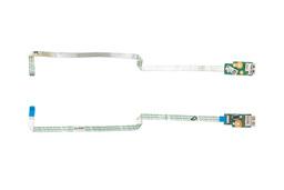 HP Pavilion DV6-3000 laptophoz használt USB panel kábellel (36LX6UB0010, DALX6TB14D0)