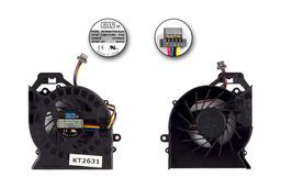 HP Pavilion DV6-6000, DV6-6100 gyári új laptop hűtő ventilátor, 650847-001, Hypress