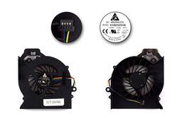HP Pavilion DV6-6000, DV6-6100 gyári új laptop hűtő ventilátor, 650847-001, Delta