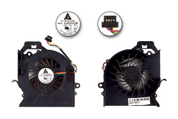 HP Pavilion DV6-6000, DV7-6000 használt laptop hűtő ventilátor (KSB0505HB BH18)