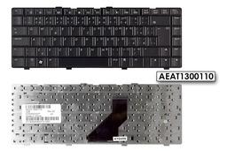 HP Pavilion dv6000, dv6100, dv6200, dv6300, dv6400, dv6500 gyári új cseh laptop billentyűzet (AEAT1300110)