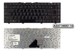 HP Pavilion dv6000, dv6100, dv6200, dv6300, dv6400, dv6500 használt Dán laptop billentyűzet (AEAT1M00110)