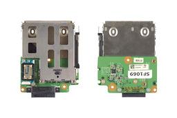 HP Pavilion DV6000 laptophoz használt ExpressCard panel és Bluetooth (DAAT6ATH8A1, DAAT8TH28E3)