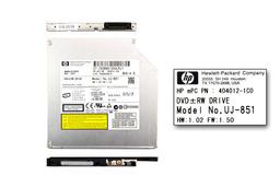 HP Pavilion dv6000 sorozat IDE használt laptop DVD Író SPS 431410-001
