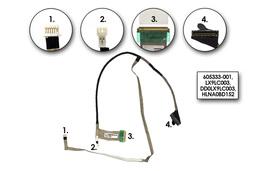 HP Pavilion DV7-4000, DV7-5000 gyári új laptop LCD kijelző kábel (605333-001)