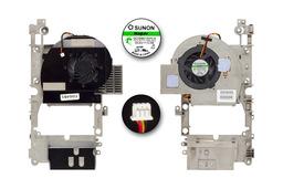 HP Pavilion dv8000, dv8100, dv8200 használt laptop hűtés (414226-001)