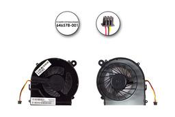 HP Pavilion G4-1000, G6-1000, G7-1000 gyári új laptop hűtő ventilátor (646578-001)