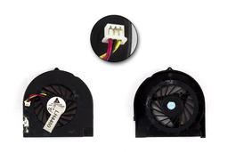 HP Pavilion G50, G60, Compaq Presario CQ50, CQ60, CQ70 helyettesítő új laptop hűtő ventilátor (KSB05105HA)