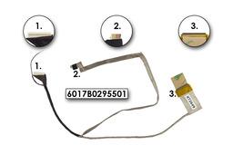 HP Pavilion G6-1000, G6-1100 LCD kijelző kábel, 6017B0295501