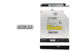HP Pavilion G6-2000, G6-2300 laptophoz használt DVD író előlappal (UJ8B1, 681814-001)