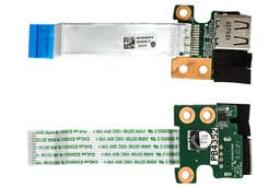 HP Pavilion G6-2000, G7-2000 használt laptop USB panel kábellel (DAR33TB16C0)