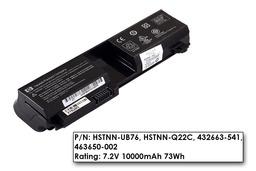 HP Pavilion tx1000, tx1100, tx2000, tx2100 használt 85%-os 8 cellás laptop akku/akkumulátor (HSTNN-UB76)