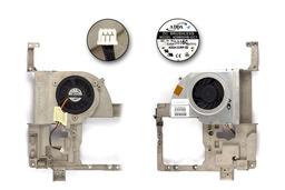 HP Pavilion ZV6000 használt laptop hűtő ventilátor belső merevítővel (383880-001)