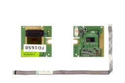 HP Pavillion DV5 laptophoz használt ujjlenyomat olvasó szalagkábellel, LS200UV-7A1