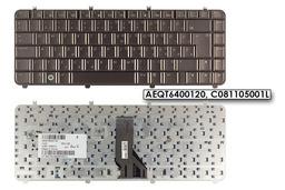 HP Pavilon DV5 gyári új magyar bronz laptop billentyűzet (AEQT6400120)