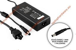 HP PPP012L-S 19V 4.74A 90W (center pin) használt, helyettesítő laptop töltő (ED495AA, 384020-001)