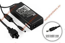 HP 19V 4.74A 90W, 5.5mm/2.5mm jack, használt laptop töltő (PPP014S)