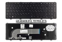 HP ProBook 450, 470 gyári új magyar laptop billentyűzet, 721953-211