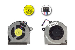 HP ProBook 4320s, 4420s gyári új laptop hűtő ventilátor 599544-001, DFS451205MB0T