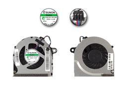 HP ProBook 4320s, 4420s gyári új laptop hűtő ventilátor, 602472-001